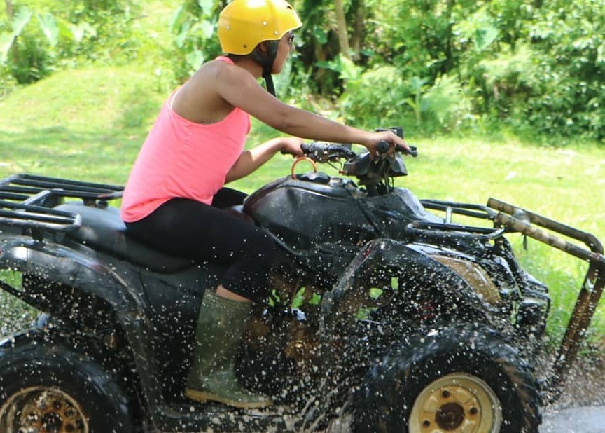 White Water Rafting And ATV Ride Tour - Bali Safest Driver